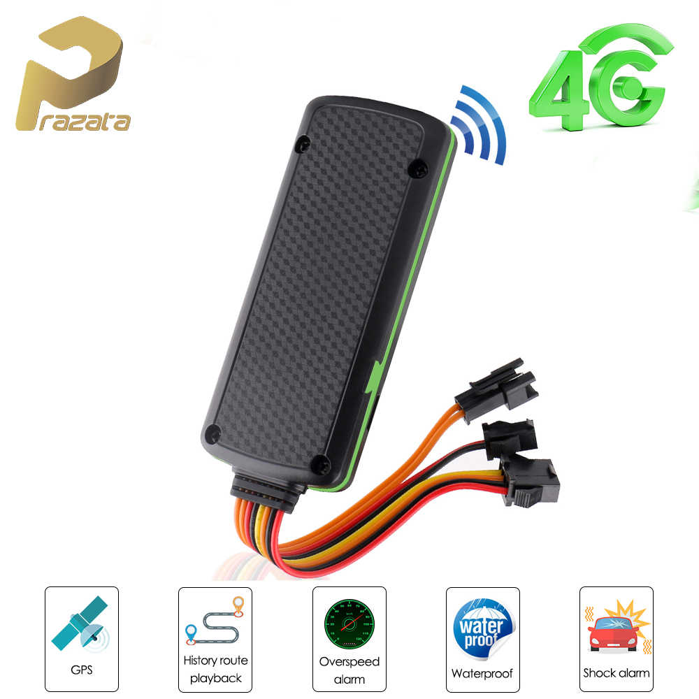 GPS Tracker Car GPS Locator Cut Off Fuel Voice Monitor GPS