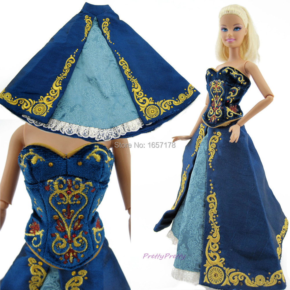 Barbie Doll Costume