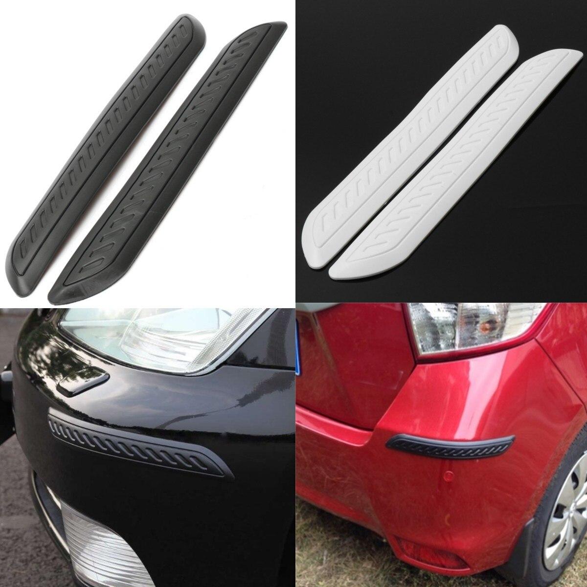 2Pcs Car Rubber Bumper Corner Protector Door Guard Cover Lip Crash Bar Trim(China) & Online Buy Wholesale door lip from China door lip Wholesalers ... Pezcame.Com