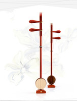 Banhu Bowed Stringed Erhu National Musical Instrument Free Shipping DHL