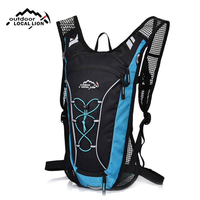 Outdoor Sport Bag LOCAL LION 12L Bicycle Backpack Rucksacks Riding Road  Hiking Climbing Camping Travel Backpacks Bicycle XA247WD 0f137a8233dca