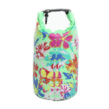 4L Fashion Camouflage Waterproof Bag Portable Drifting Diving Dry Dag PVC Swimming Mountaineering Rowing Storage Ba