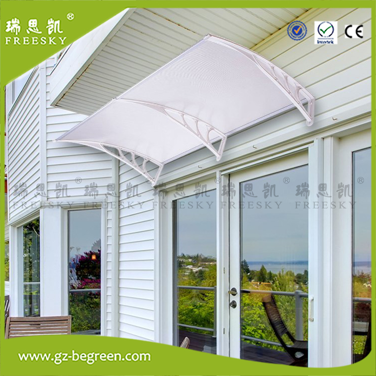 Gentil YP150240 150x240cm Freesky Diy Door Canopy Window Awning Door Awnings  Polycarbonate Clear Roof Cover Sheet Patio