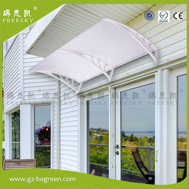 YP150240 150x240cm freesky diy door canopy window awning door awnings polycarbonate clear roof cover sheet patio & YP150240 150x240cm freesky diy door canopy window awning door ...