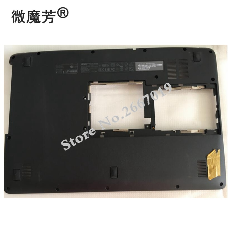 New Cover For ACER for Aspire E15 ES1-533 ES1-572 Laptop Bottom Base Case Cover Door D shell AP1NX000500 new cover for dell for latitude e7440 laptop bottom base case cover door d shell 0946f7