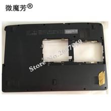 Nova capa para acer para aspire e15 ES1-533 ES1-572 portátil inferior base caso capa porta d escudo ap1nx000500