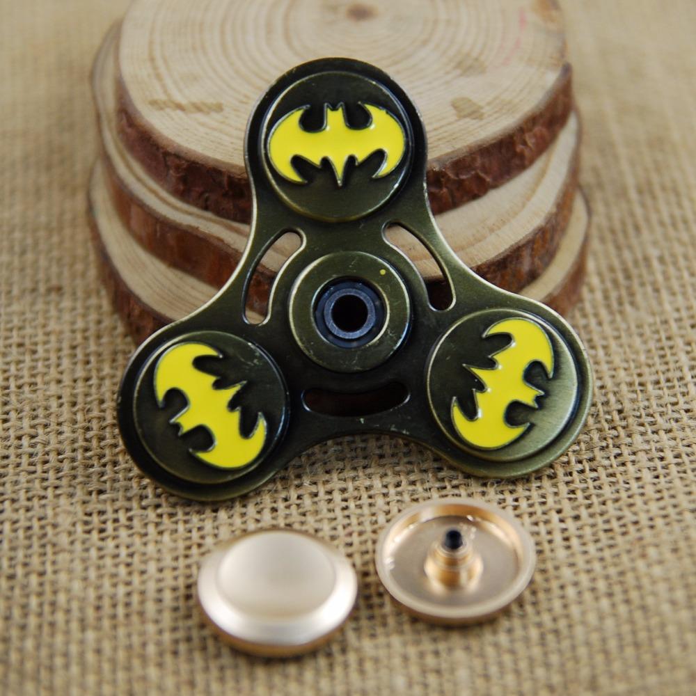 Avengers And Batman Fidget Metal Fidget Spinner