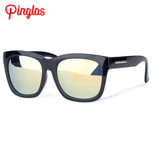 PINGLAS Sunglasses for Men and Women 2017 Polarized Oversized Sun Glasses Full Frame Unisex Driving Glasses Mirrored Eyewear