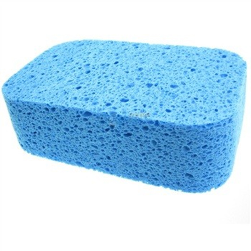 2017 Real New Car Detailing Clay Bar Prostaff Super Absorbent Fiber Car Washiing Sponge Blue Washing Sensya Sponge Cellulose