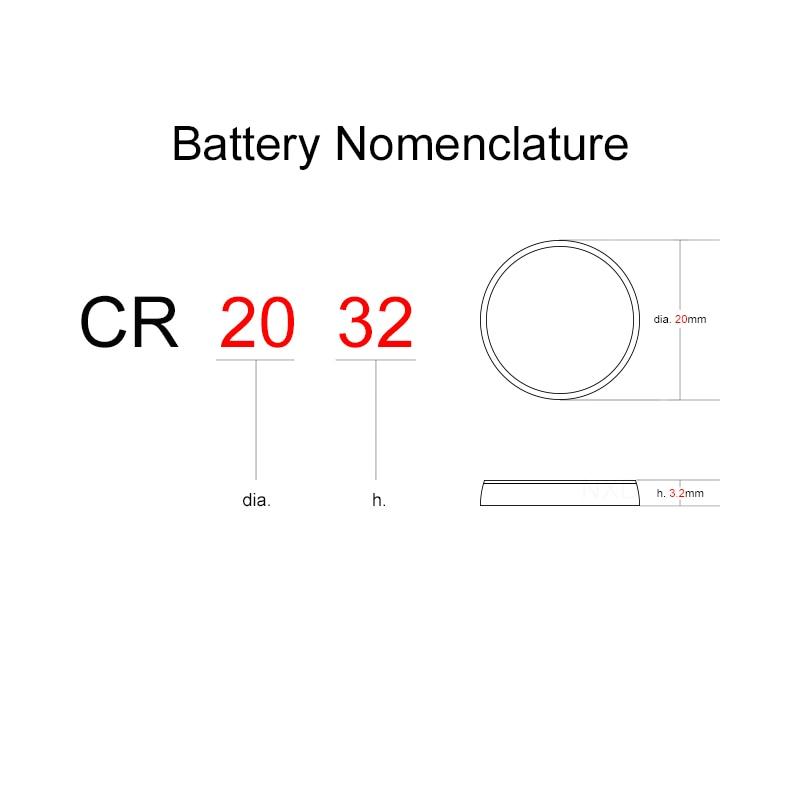 CR2032 SIZE