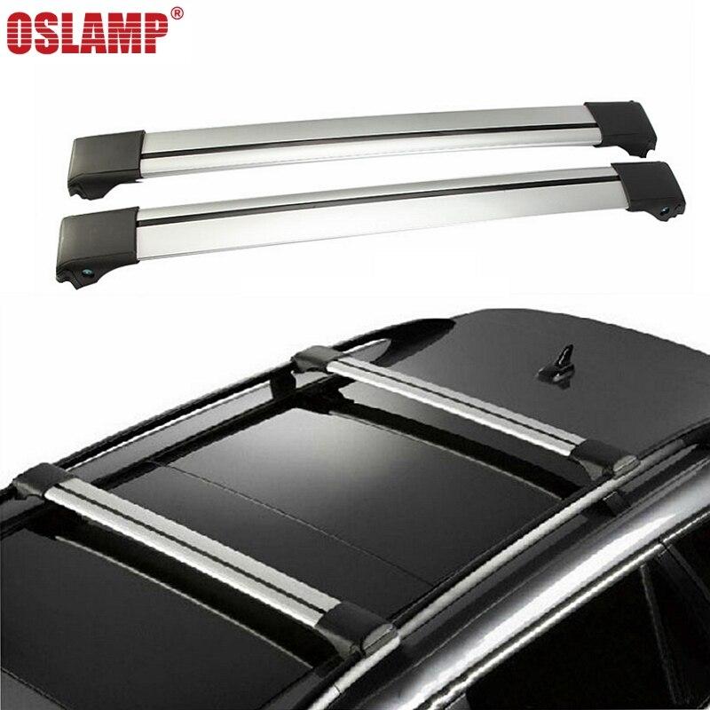 Oslamp 3 Size 93 111cm Roof Rack Universal Adjustable Roof Rack Cross Bar for Honda Toyota