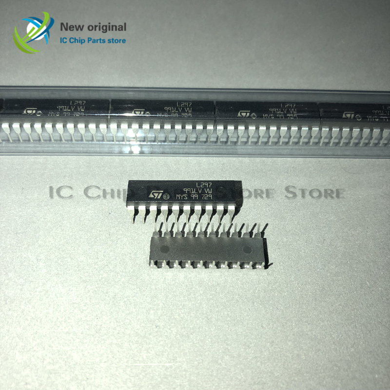 5PCS L297 DIP20 L297N DIP 297N DIP-20 New And Original IC