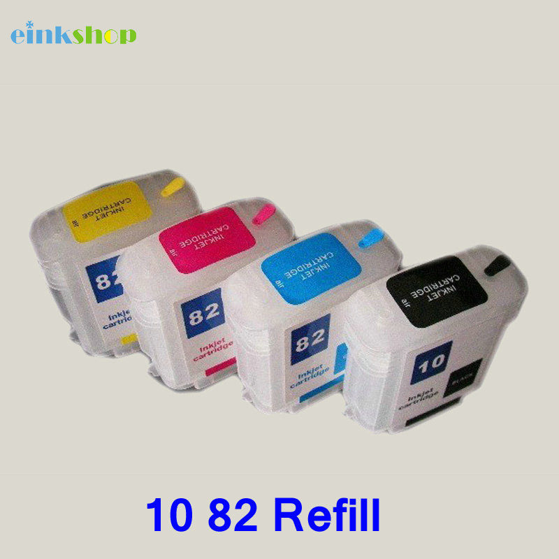 Einkshop 69ML Lege navulbare vervanging van de inktcartridge voor HP - Office-elektronica