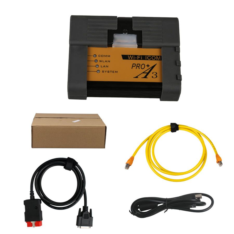 Image 5 - For BMW ICOM A3 Pro+ Professional Diagnostic Tool Hardware V1.40-in Electrical Testers & Test Leads from Automobiles & Motorcycles on