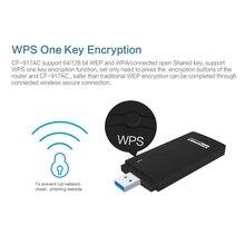 Wi-fi Адаптер, AC1750 Dual Band USB 3.0 Беспроводной Адаптер для Windows 7, 8, 10, XP, Vista и Mac OS