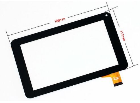 7 touch Screen woxter 51BL 51 bl Touch panel Digitizer Glass Sensor Replacement Free Shipping коляска jetem jetem коляска для двойни elegant twin beige
