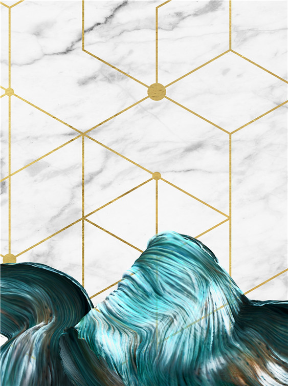 Nordic-Decorative-Abstract-Marble-With-Blue-Gold-Paint-Canvas-Painting-Poster-And-Print-Picture-Wall-Art (5)