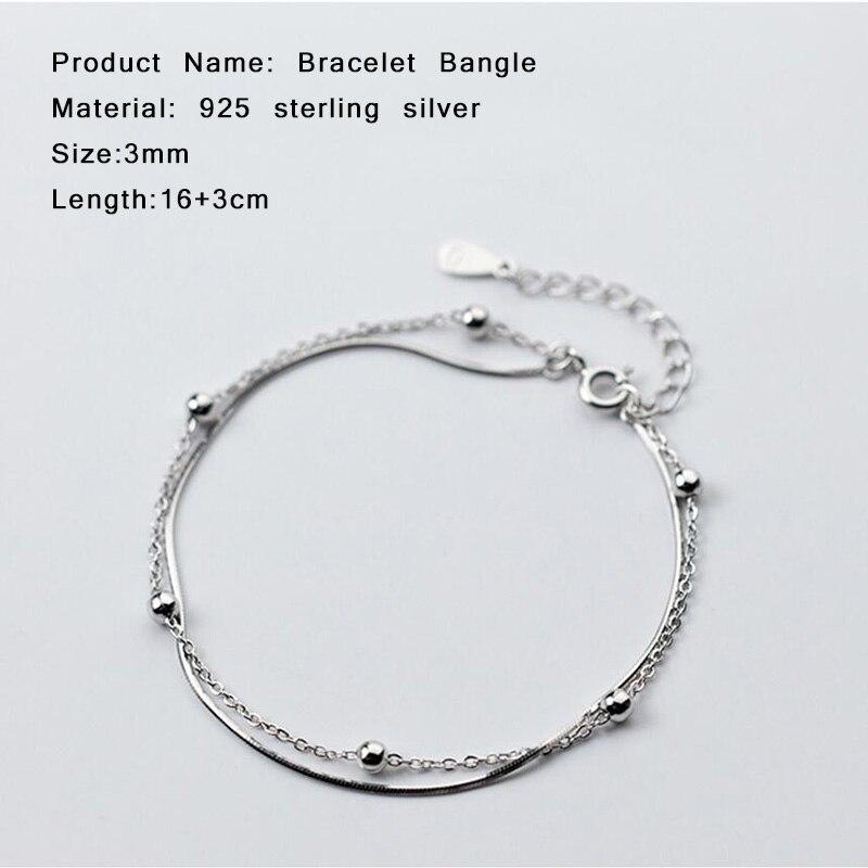 Aliexpress.com : Buy NEW 925 Sterling Silver Bracelets For Women ...