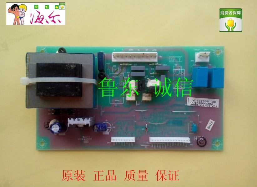 Haier refrigerator power board control board main control board 0064000230A for BCD-258WNN, 278WDC haier refrigerator power board master control board inverter board 0064000489 bcd 163e b 173 e etc
