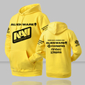 2016 Men's Navi Dota Hoodies Dota 2 Natus Vincere Sweatshirts with Hoody Man Winter Pullover Fleece Tracksuits Brand Clothing