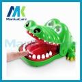 Criativo Presente Grande crocodilo dente Dental boca grande vai morder os dedos jogos divertidos para crianças grandes brinquedo inteiro