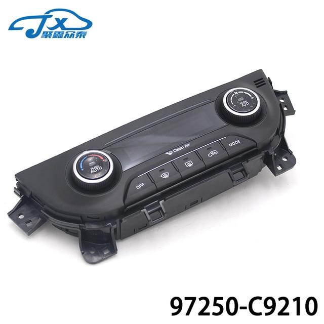 US $85 5 5% OFF|FOR HYUNDAI ix25 Creta Heater Control AC/ switch automatic  air conditioning auto/ manual air conditioning control panel-in
