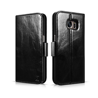 ICARER Luxury Leather Detachable 2 in 1 Wallet Folio Case For SAMSUNG Galaxy S7 Edge Filp Cover