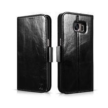 Luxury 2018 Icarer Silmarillion Leather Detachable 2 in 1 Wallet Folio Case For SAMSUNG Galaxy S7 Edge Filp Cover