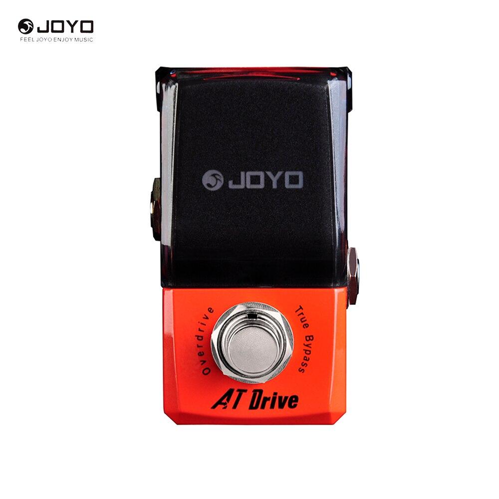 JOYO JF-305 Ironman Series AT Drive Overdrive Mini Effect Pedal