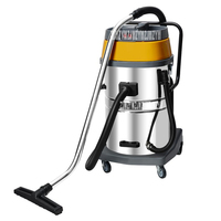 220V/50 Hz BF502 vacuum cleaner home powerful high power hotel car wash industrial vacuum suction machine 106L / S Air flow