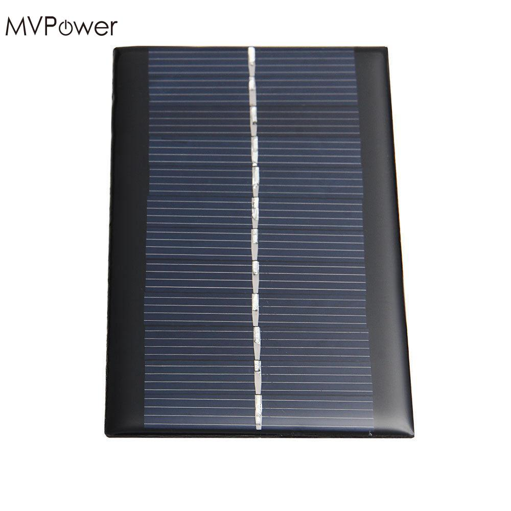 Integrated Circuits Active Components Alert Mini 6v 1w Solar Panel Bank Solar Power Panel Module Diy Power For Light Battery Cell Phone Toy Chargers Portable