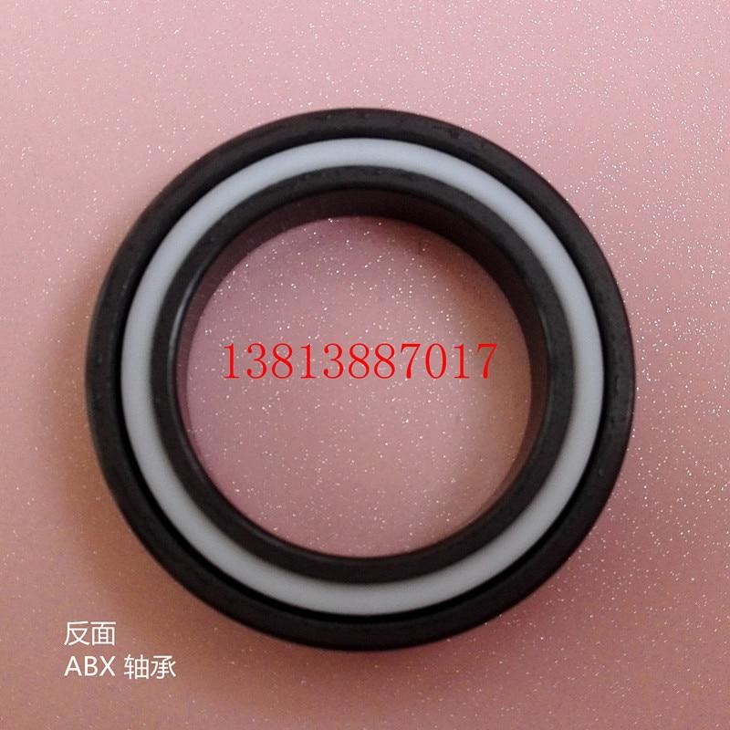 6206 full SI3N4 ceramic deep groove ball bearing 30x62x16mm P5 ABEC5 6300 full si3n4 ceramic deep groove ball bearing 10x35x11mm p5 abec5