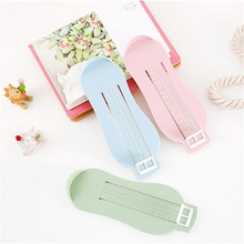 2pcs Feet Measuring Ruler Subscript Measuring kid Feet Gauge Shoes Length Growing Foot Fitting Ruler Tool height meter measuring nf 188 gps land meter for area length trajectory measuring flat slope
