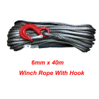 6mm x 40m Synthetic ...
