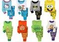 Para niños ropa de dormir niños niñas precioso algodón Despicable Me esbirros Pijamas para niños de manga larga camisón Pijamas conjuntos de Pijamas