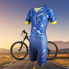 EMONDER 2019 New style Men's Summer Triathlon Sports Clothin
