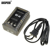 B3 AC 100~240V 2S-3S Li-po Balance Charger For 7.4-11.1V RC Battery USA(China)