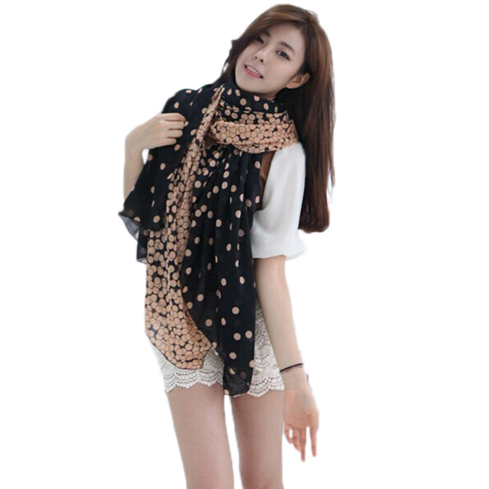 Hot New Lady Women's Long Candy colors Scarf Wraps Shawl Stole Soft Scarves Gray