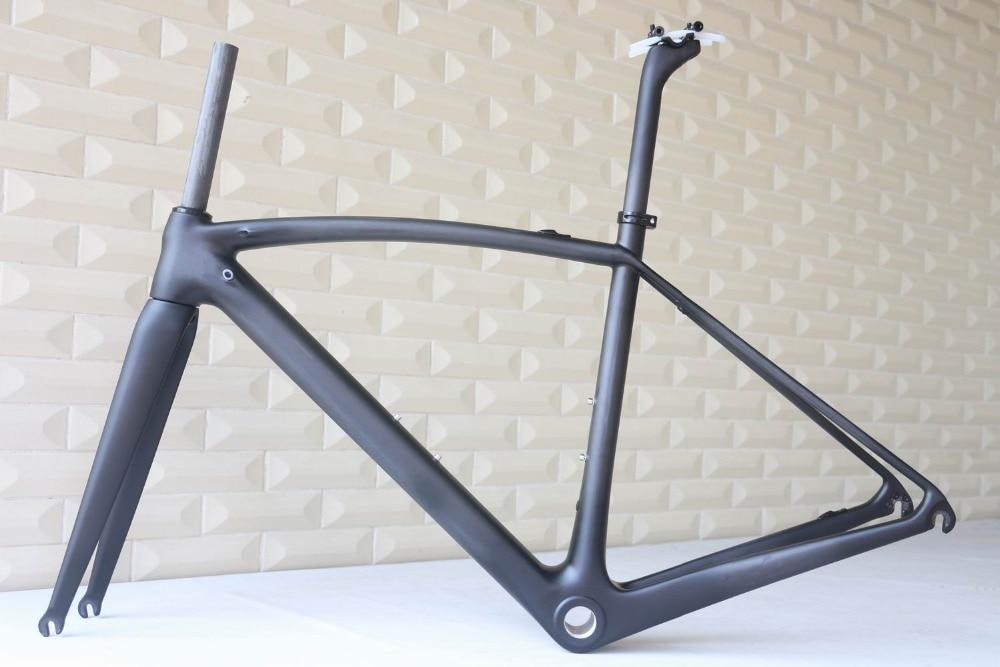 Hot Selling China T1000 Carbon Bike Frame BSA ROAD Carbon Fiber Bicycle Frame Fm208  Has Stock , Super Light Carbon Frame