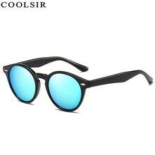 Nouvelles lunettes de Soleil Polarisées Femme Homme Classique Eyewears De  Mode Rétro Lunettes Rondes Lunette Soleil 4a59bfd5a39d