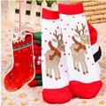 The new baby Christmas gifts Full cotton terry upset the baby socks Children gift Christmas children's socks SQW22