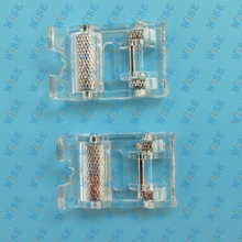 2PCS Snap on Roller Presser Foot Babylock Brother Singer Janome Kenmore Pfaff Hobby # CY-722W