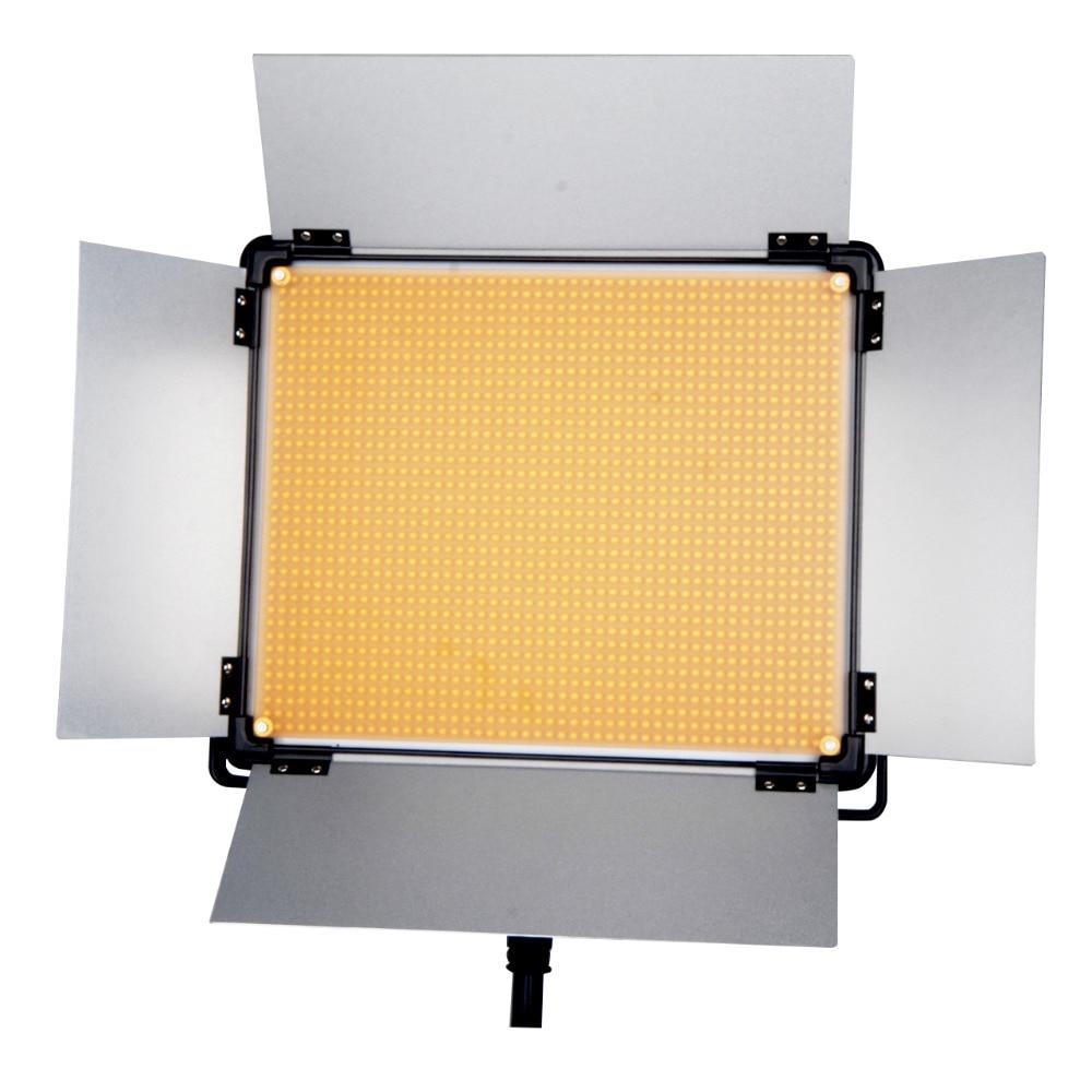 DHL 1 adet Süper Ince LED Lamba Profesyonel aydınlatma Devam Devam - Kamera ve Fotoğraf - Fotoğraf 2