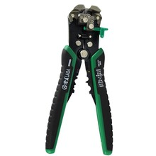 LAOA Tool 3 in 1 Self Adjustable Automatic Wire Stripping Crimping Pliers Terminal Cutter Tool Electrical Terminal Pliers