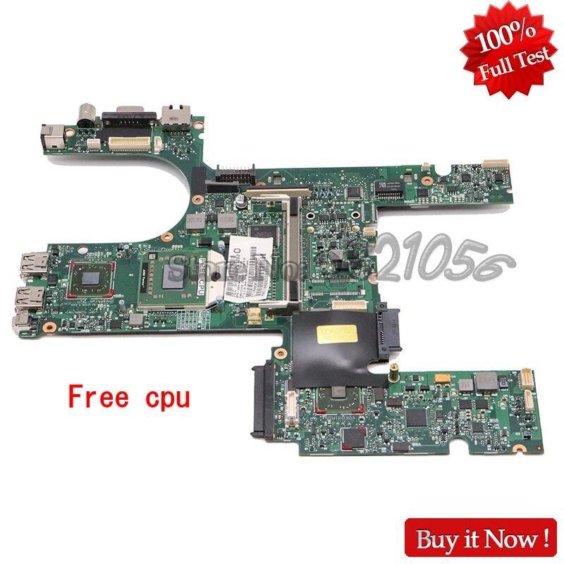 NOKOTION pour Hp compaq 6535B 6735B 488194-001 carte mère d'ordinateur portable Socket s1 DDR2 carte principale avec CPU gratuit testé