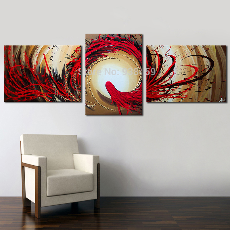 Hand Painted Modern Abstract Canvas Paintings for Living Room Wall Decor Oil Paintings on Canvas 40x60cm