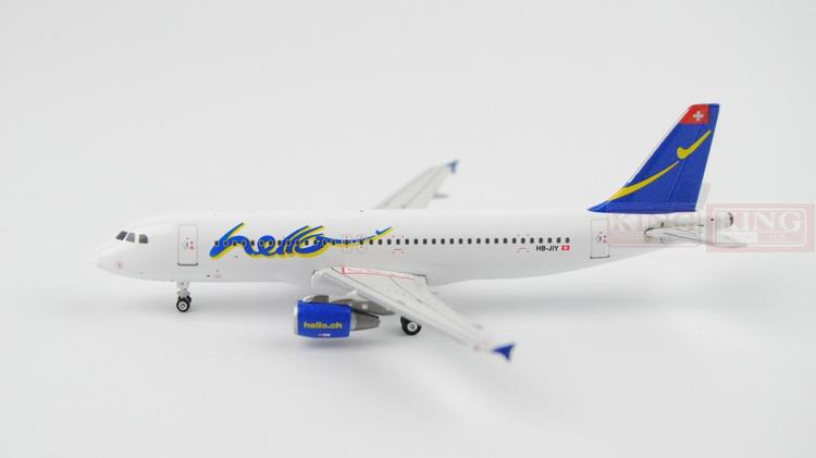 Phoenix 10676 A320 HP-JIY SPHAIR HELLO 1:400 commercial jetliners plane model hobby