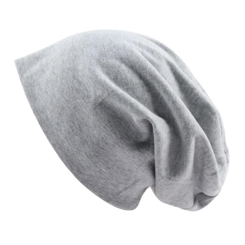 Men Knitted Cotton Hat Skullies Unisex Women Spring Autumn Outdoor Casual Sport Hip-Pop Cap Beanies(China)
