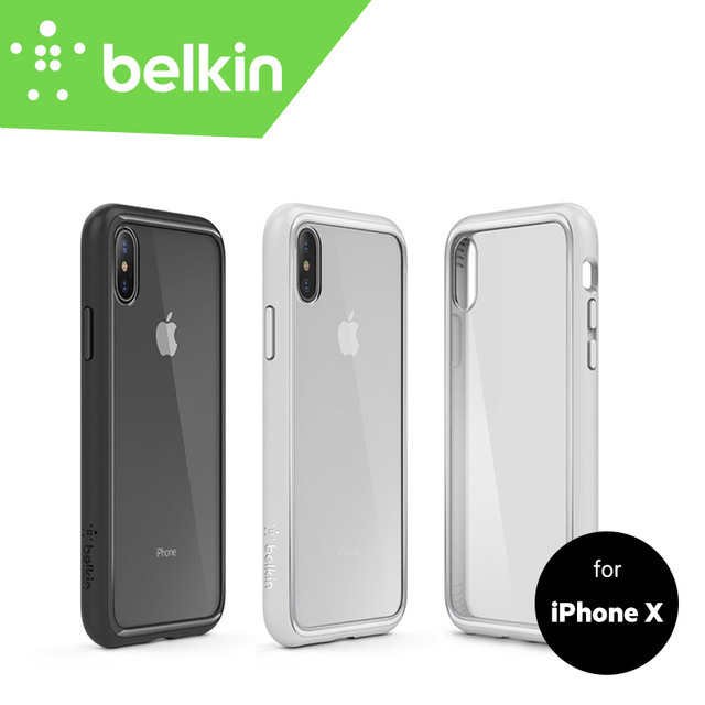 best service a9d67 b5775 US $34.99 |Aliexpress.com : Buy New Arrival Belkin Original Anti knock Drop  Protection SheerForce Elite Protective Case for iPhone X with Package ...