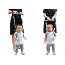 Baby Belt Walker Basket Type Multi-Function Anti-Fall Toddler With Training Walking Traction Anti-Lost